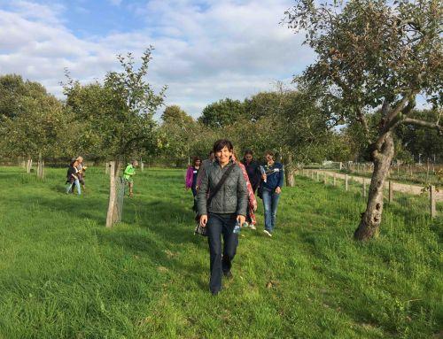 Ontwerpen aan een Foodwalk op de Zuidflank bij Nijmegen