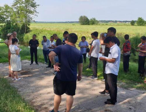 Flitsworkshop, Landschap Lezen met Chinezen, Zinnenprikkelende Wandeling