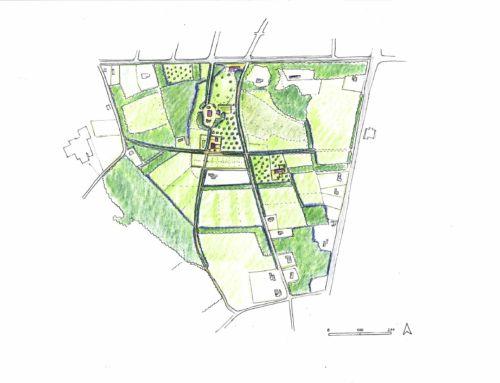 Transitie voedsellandschap Zuidflank Landgoed Grootstal